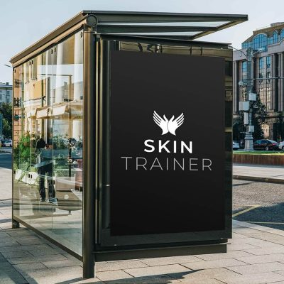 Skin Trainer_bus stop1